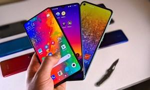 Gần 70% lượng tiêu thụ smartphone chính hãng tại Việt Nam có mức giá dưới 5 triệu