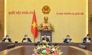 6 ngày làm việc đầu tiên của Kỳ họp thứ 2, Quốc hội hoàn thành chương trình đề ra