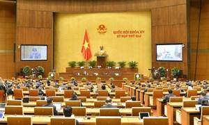 Quốc hội thảo luận trực tuyến về chính sách đặc thù TP. Hải Phòng, Nghệ An, Thanh Hóa,Thừa Thiên Huế