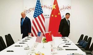 Cạnh tranh Mỹ - Trung: Trung Quốc đã sẵn sàng tung con