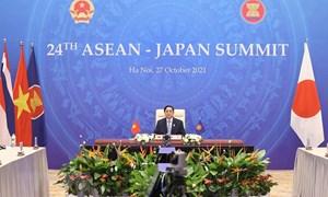 Thủ tướng Chính phủ Phạm Minh Chính tham dự Hội nghị Cấp cao ASEAN - Nhật Bản