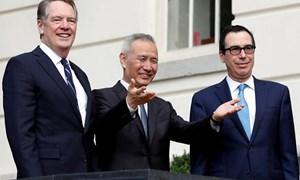 Điểm sáng bất ngờ trong quan hệ Mỹ - Trung