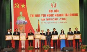 Cán bộ, công chức, viên chức ngành Tài chính thi đua thực hiện văn hóa công sở giai đoạn 2019-2025