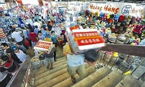 Kẽ hở mở đường cho hàng Trung Quốc