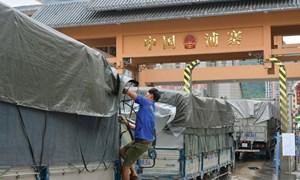 Cảnh báo hệ lụy nhập siêu từ Trung Quốc quá lớn