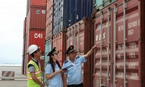 Ngăn chặn tình trạng gian lận xuất xứ và chuyển tải hàng hóa bất hợp pháp