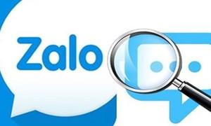 Tên miền Zalo.vn bị dừng hoạt động