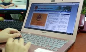 Quản lý môi trường thương mại điện tử chặt để tránh thất thu thuế