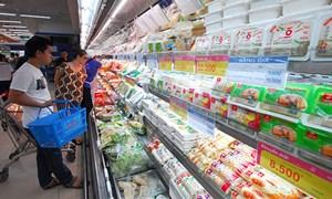Thực phẩm, hàng quán tăng giá theo thịt heo