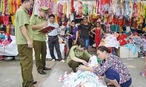 Liên tục phát hiện hàng hóa giả mạo nhãn hiệu đang được bảo hộ tại Việt Nam