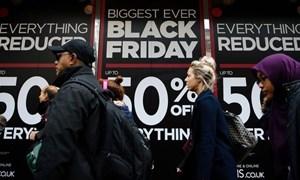 Black Friday - từ hỗn loạn đến vắng lặng