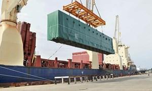 Tổng trị giá xuất nhập khẩu hàng hóa vượt mốc 450 tỷ USD