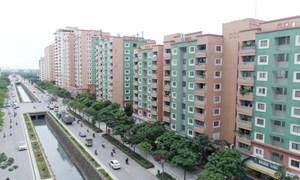 Bất động sản Hà Nội đón sóng ngoại tỉnh