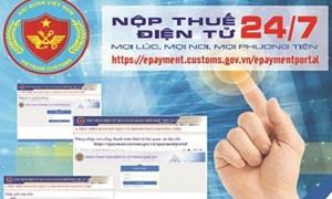 Nộp thuế điện tử Doanh nghiệp nhờ thu hạn chế rủi ro cho doanh nghiệp