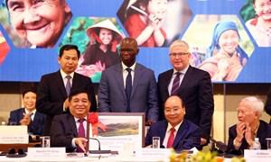Công bố Khung chính sách phát triển Việt Nam