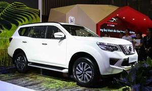 Thị trường ôtô Việt đón hàng loạt tân binh tháng cuối năm