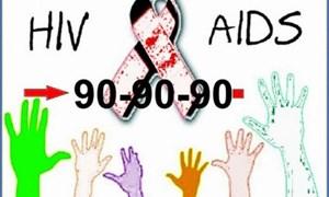 Giải pháp thực hiện mục tiêu 90-90-90 trong công tác phòng, chống HIV/AIDS