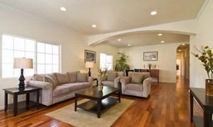 Nguyên tắc thiết kế nội thất kết hợp sàn gỗ và đồ nội thất