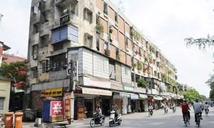 Cải tạo chung cư cũ: Bao giờ 100% dân đồng thuận?!