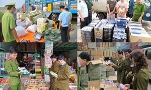 Hướng dẫn tổng kết công tác thi đua, khen thưởng lĩnh vực chống buôn lậu, gian lận thương mại