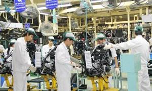 Công nghiệp chế biến, chế tạo chiếm 46,7% tổng vốn đầu tư FDI
