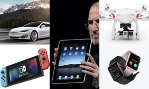 10 thiết bị công nghệ tốt nhất trong thập kỷ qua