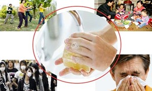 Chủ động phòng chống bệnh cúm đang phát triển mạnh
