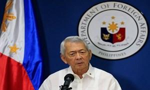 Philippines bác đề nghị đàm phán không đề cập đến Biển Đông của Trung Quốc