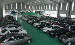 """Thông tư 20: Câu chuyện đang """"nóng"""" của các doanh nghiệp nhập khẩu ô tô"""
