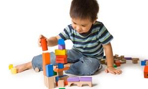 Cẩn thận với đồ chơi bằng gỗ giá rẻ, phủ màu độc hại