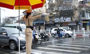 Từ ngày 1/8, cảnh sát giao thông có thể xử phạt không lập biên bản