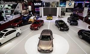 Cần quản lý chặt thị trường xe ô-tô nhập nguyên chiếc