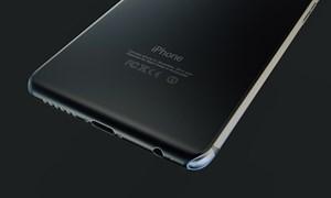 iPhone 8 có màn hình cong, vỏ bằng kính