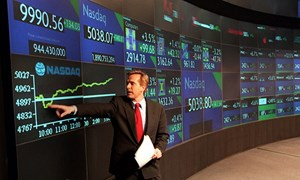 Thị trường chứng khoán đã chọn Tổng thống Mỹ kế tiếp?