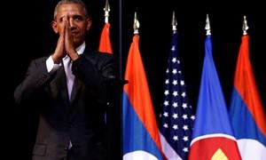 Mỹ cam kết tham gia tái cân bằng khu vực Đông Nam Á