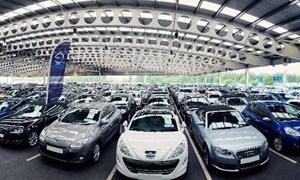 Đề xuất xe nhập khẩu phải có giấy chứng nhận bảo vệ môi trường