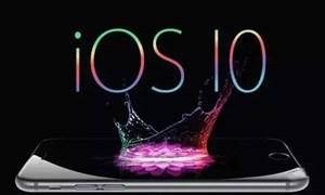 Apple chính thức phát hành iOS 10 cho iPhone, iPad