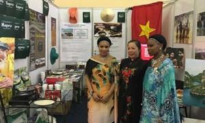 Hội chợ Quốc tế Swaziland: Ấn tượng gian hàng Việt Nam