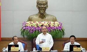 Thủ tướng đặt mục tiêu tăng trưởng GDP từ 6,3-6,5%
