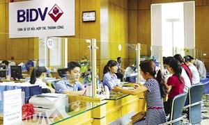 BIDV tiếp tục giảm lãi suất cho vay ngắn hạn bằng VND