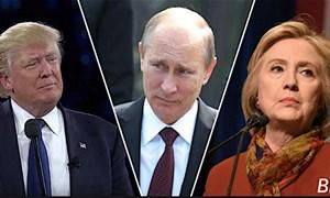 Quan hệ Mỹ - Trung - Nga thời hậu Obama