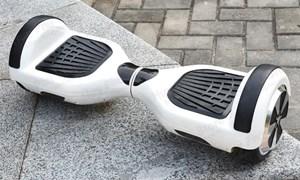 Thu giữ xe điện cân bằng không nguồn gốc