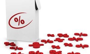 Lãi suất liên ngân hàng tăng nhẹ vì kỳ vọng lạm phát