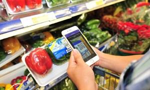Truy xuất hàng giả bằng smartphone