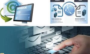 Doanh nghiệp hào hứng với hoá đơn điện tử, hoá đơn điện tử có mã xác thực