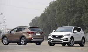 """Hyundai """"mở màn"""" giảm giá xe tại Việt Nam trước Tết"""