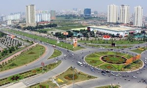 Hà Nội: Phê duyệt quy hoạch khu chức năng đô thị Nam Đại lộ Thăng Long