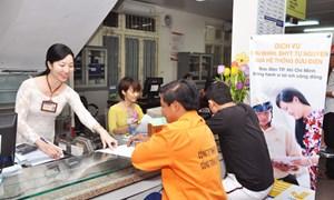 Bảo hiểm xã hội Việt Nam: Đẩy nhanh lộ trình giảm số giờ giao dịch