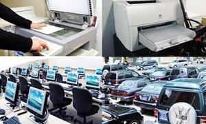 Giải pháp quản lý, sử dụng tài sản công tiết kiệm, hiệu quả