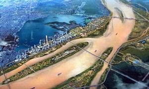 Sungroup, Vingroup và Geleximco bắt tay nghiên cứu quy hoạch dọc hai bên sông Hồng